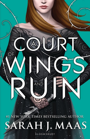 Court Of Thorns & Roses 03 Court Wings by Sarah J Maas