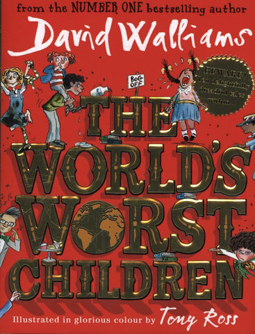 Worlds Worst Children by David Walliams