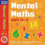 AB: Mental Maths for Ages 10-11 by Andrew M Brodie