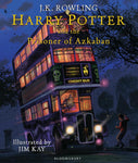 Harry Potter and the Prisoner of Azkaban - Illustrated Edition by J. K. Rowling