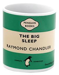 Penguin Mug - The Big Sleep