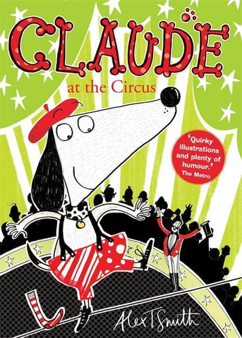 Claude At The Circus by Smith, Alex T