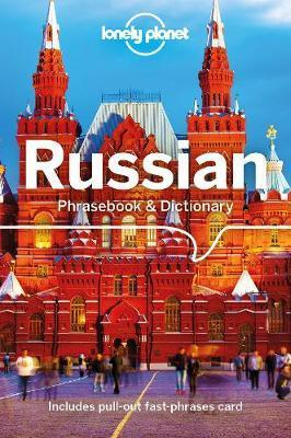 Lonely Planet Russian Phrasebook & Dictionary by Planet Lonely
