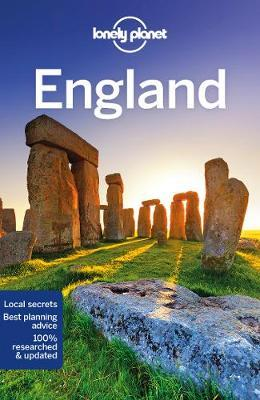 Lonely Planet England by Planet Lonely