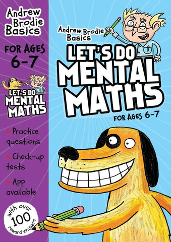 Lets Do Mental Maths For Ages 6 7 by Andrew Brodie