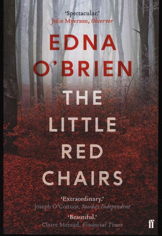 Little Red Chairs by Edna OBrien