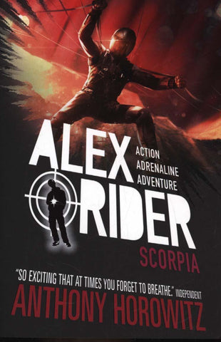 Alex Rider Book 5: Scorpia by Anthony Horowitz