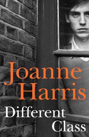 Different Class *SIGNED FIRST EDITION* by Joanne Harris