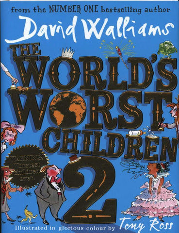 World's Worst Children 2 by David Walliams