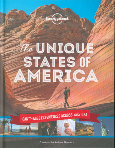 Unique States Of America 1 by Planet Lonely