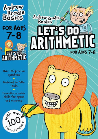Let's Do Arithmetic for Ages 7-8