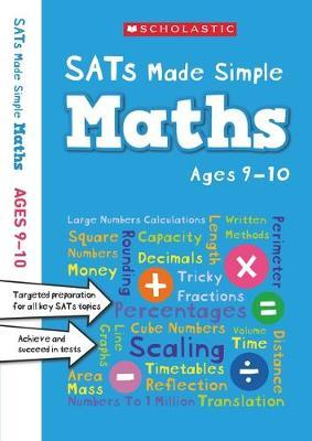 SATS MADE SIMPLE: MATHS 9-10 by Paul Hollin