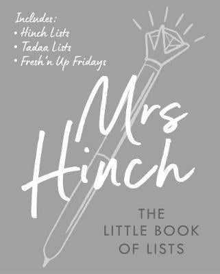 Mrs Hinch: The Little Book of Lists by Hinch Mrs