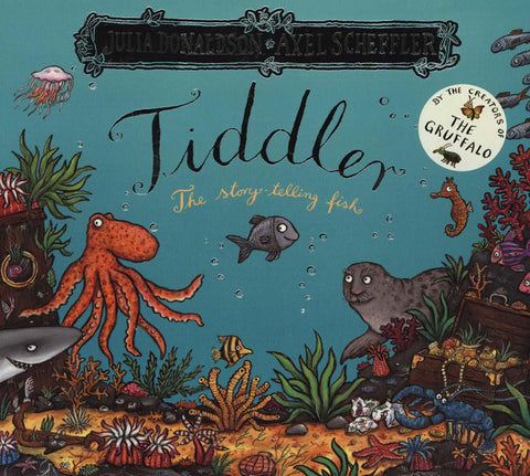 Tiddler New Edition by Julia Donaldson