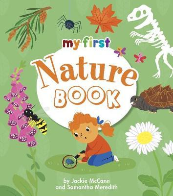 My First Nature Book by Jacqueline McCann