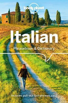 Lonely Planet Italian Phrasebook & Dictionary by Planet Lonely