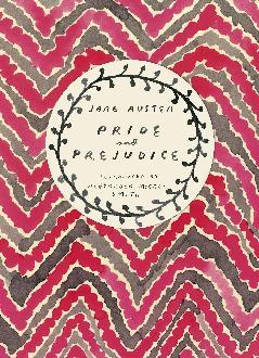 Pride and Prejudice (Vintage Classics Austen Series) by Jane Austen