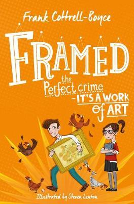 Framed by Frank Cottrell Boyce