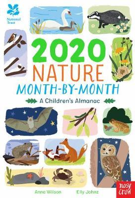 2020 Nature Month-By-Month by Anna Wilson