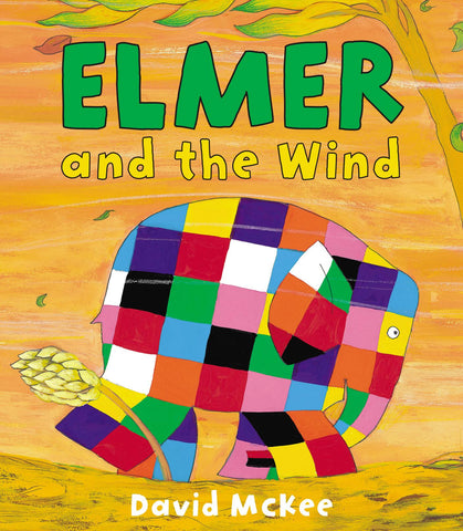 Elmer and the Wind by David McKee