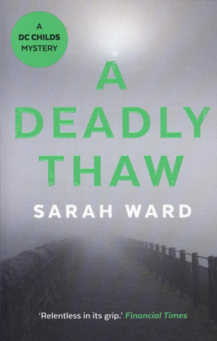 A DC Childs Mystery Book 2: A Deadly Thaw by Sarah Ward