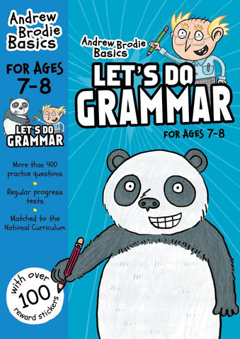 Let's Do Grammar for Ages 7-8