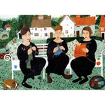 Village Knitters Card