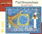 Paul Heussenstamm Isis and Osiris 300 Piece Jigsaw Puzzle