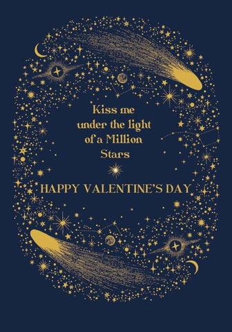 Kiss Me Under The Light Card