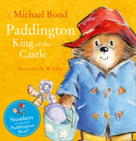 Paddington King of the Castle by Michael Bond