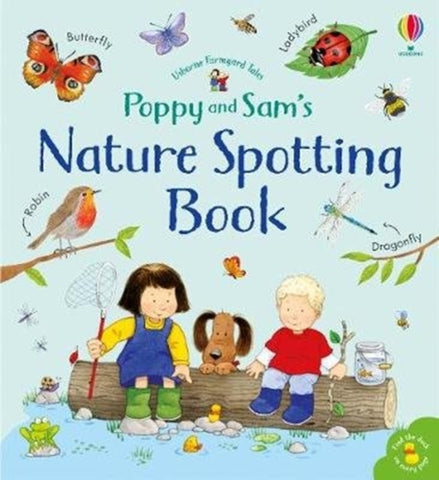 Poppy and Sam's Nature Spotting Book by Kate Nolan