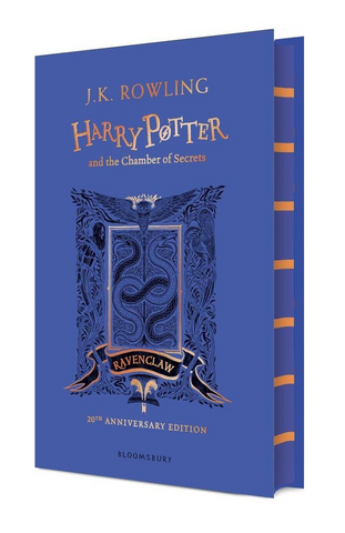 Ravenclaw Ed. - Harry Potter Book 2: Harry Potter and the Chamber of Secrets