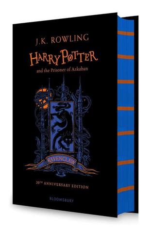 Ravenclaw Ed. - Harry Potter Book 3: Harry Potter and the Prisoner of Azkaban