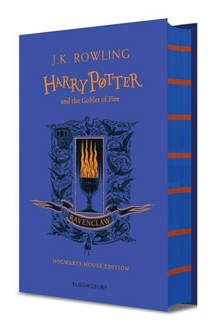 Ravenclaw Ed. - Harry Potter Book 4: Harry Potter and the Goblet of Fire