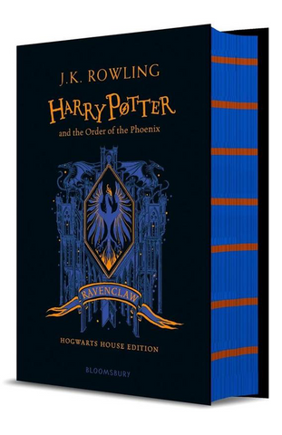 Ravenclaw Ed. - Harry Potter Book 5: Harry Potter and the Order of the Phoenix