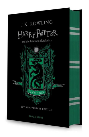 Slytherin Ed. - Harry Potter Book 3: Harry Potter and the Prisoner of Azkaban