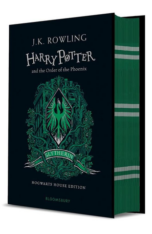 Slytherin Ed. - Harry Potter Book 5: Harry Potter and the Order of the Phoenix