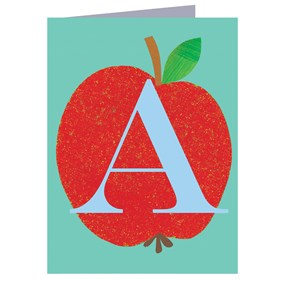 A for Apple Card