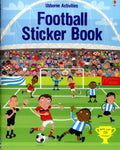 Football Sticker Book by Paul Nicholls