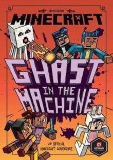 Minecraft Woodsword Chronicles Book 4: Ghast in the Machine by Nick Eliopulos