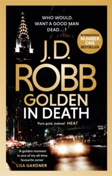 In Death Book 50: Golden in Death by J. D. Robb