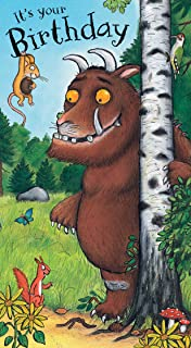 Gruffalo It's Your Birthday Card