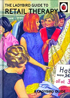 Ladybird Retail Therapy Card
