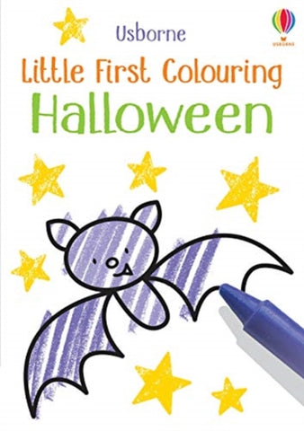 Little First Colouring: Halloween