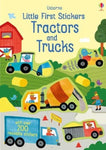 Little First Stickers: Tractors and Trucks by Hannah Watson