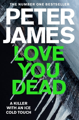 Roy Grace Book 12: Love You Dead by Peter James
