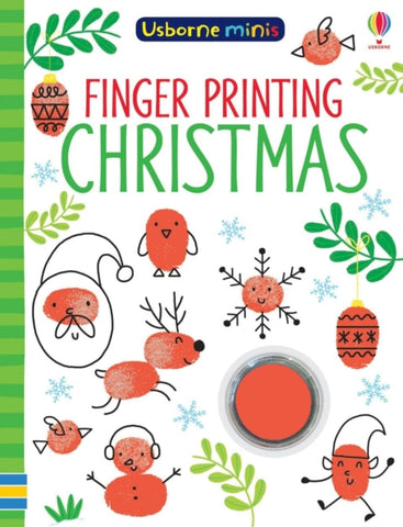 Finger Printing: Christmas by Sam Smith