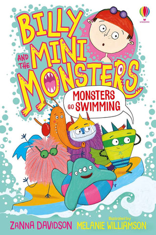 Billy and the Mini Monsters: Monsters go Swimming