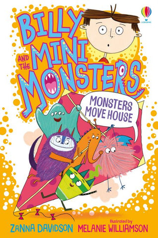Billy and the Mini Monsters: Monsters Move House