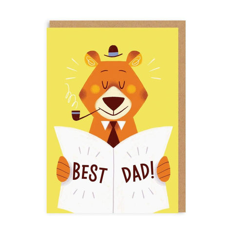 Best Dad Card